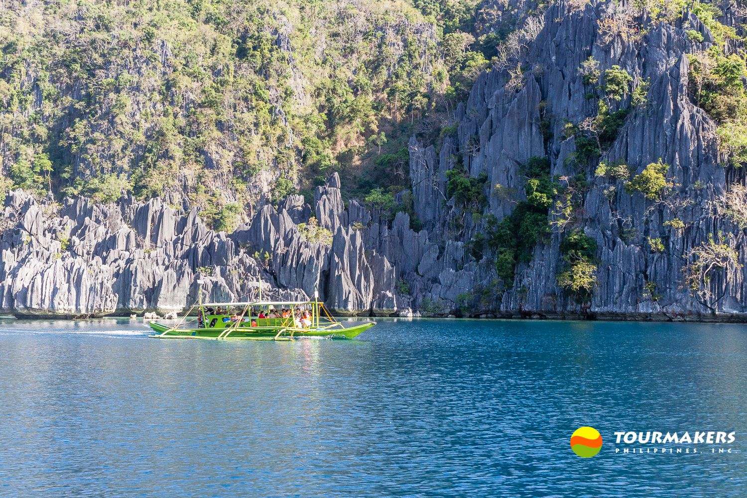 CORON GETAWAY (4D,3N) - TOURMAKERS PHILIPPINES, INC.